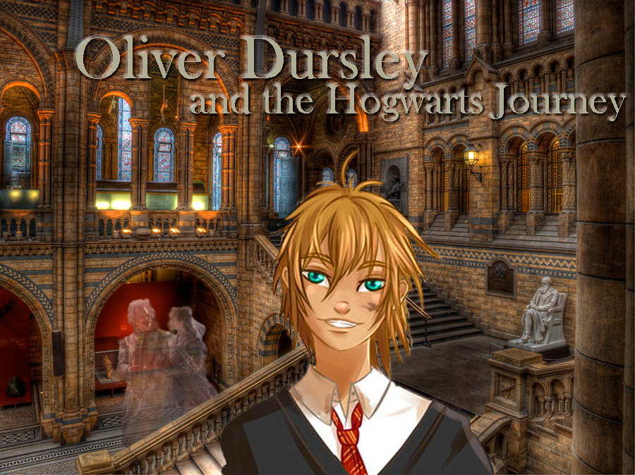 Harry Potter Fanfiction - Crystal Wolf Writing